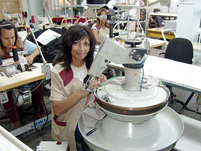 Company   Intertex - Bulgarian knitwear company